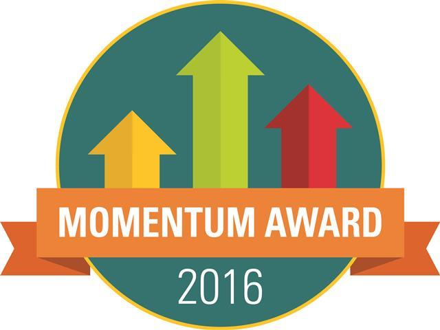 2016 Momentum Award Small