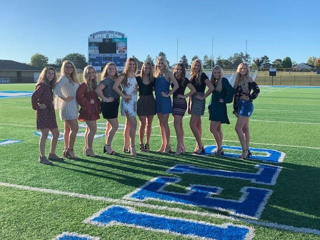 Homecoming Girls 2019