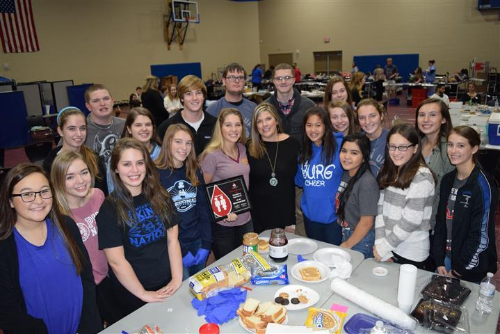 Miamisburg High Unity Blood Drive Small
